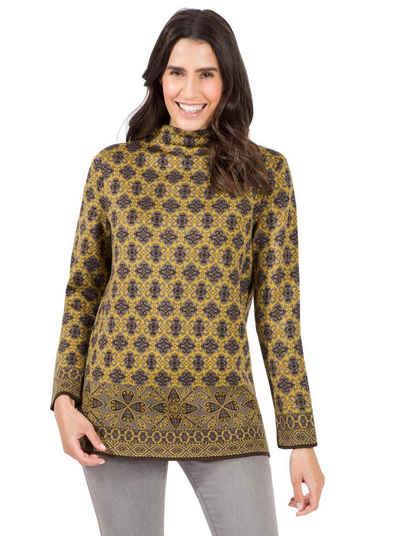 Inspirationen Wollpullover »Pullover«