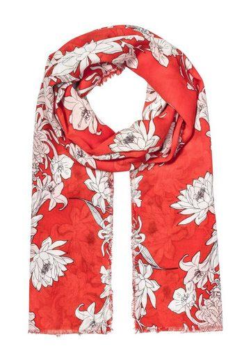 HALLHUBER Schal »Schal mit Blumenprint«