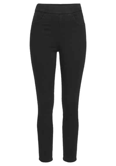 Levi's® Jeansjeggings »Mile High Pull On« in verschlussloser Form