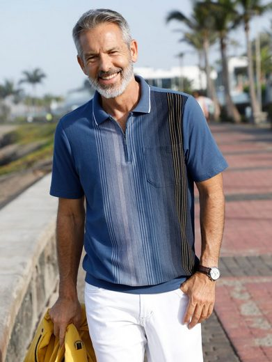 Babista Poloshirt mit Reißverschluss