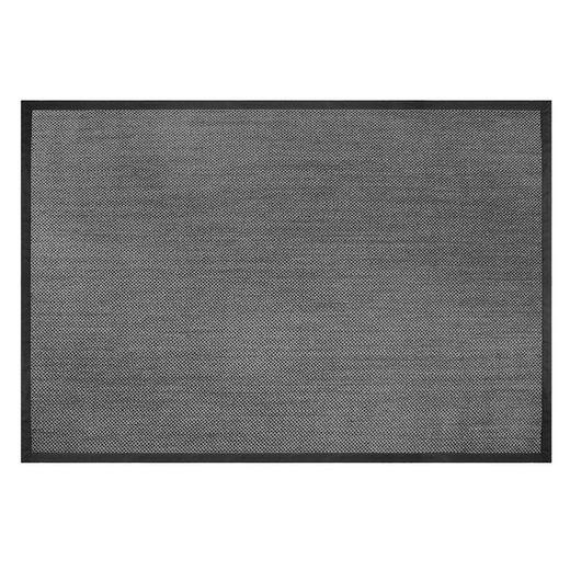 Sisalteppich »Melrose«, Kubus, rechteckig, Mit farblich passender Bordüre