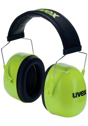 Uvex Kapselgehörschutz »K4« grün