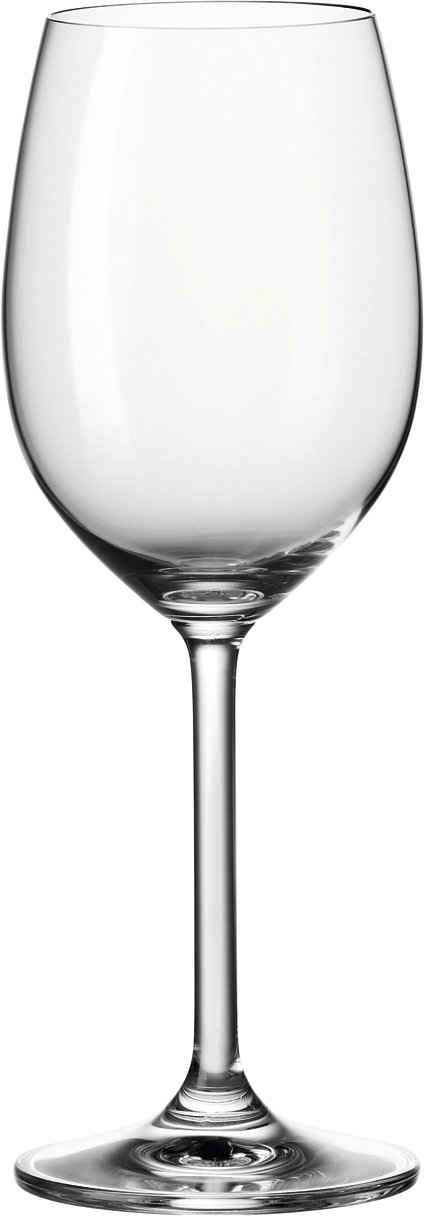 LEONARDO Weißweinglas »Daily«, Glas, 370 ml, 6-teilig