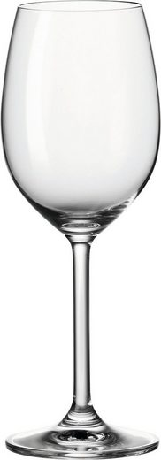 LEONARDO Weißweinglas »Daily« (6-tlg), 370 ml