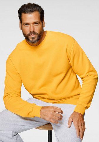 Fruit of the Loom Sportinio stiliaus megztinis iš Baumwo...