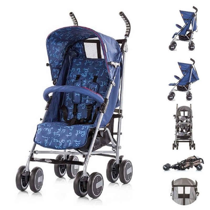 Chipolino Kinder-Buggy »Kinderwagen Iris, Buggy«, Rückenlehne einstellbar, Getränkehalter