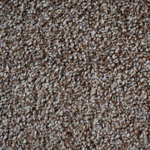 Teppichfliese »Amalfi«, quadratisch, Höhe 8 mm, camel, selbstliegend