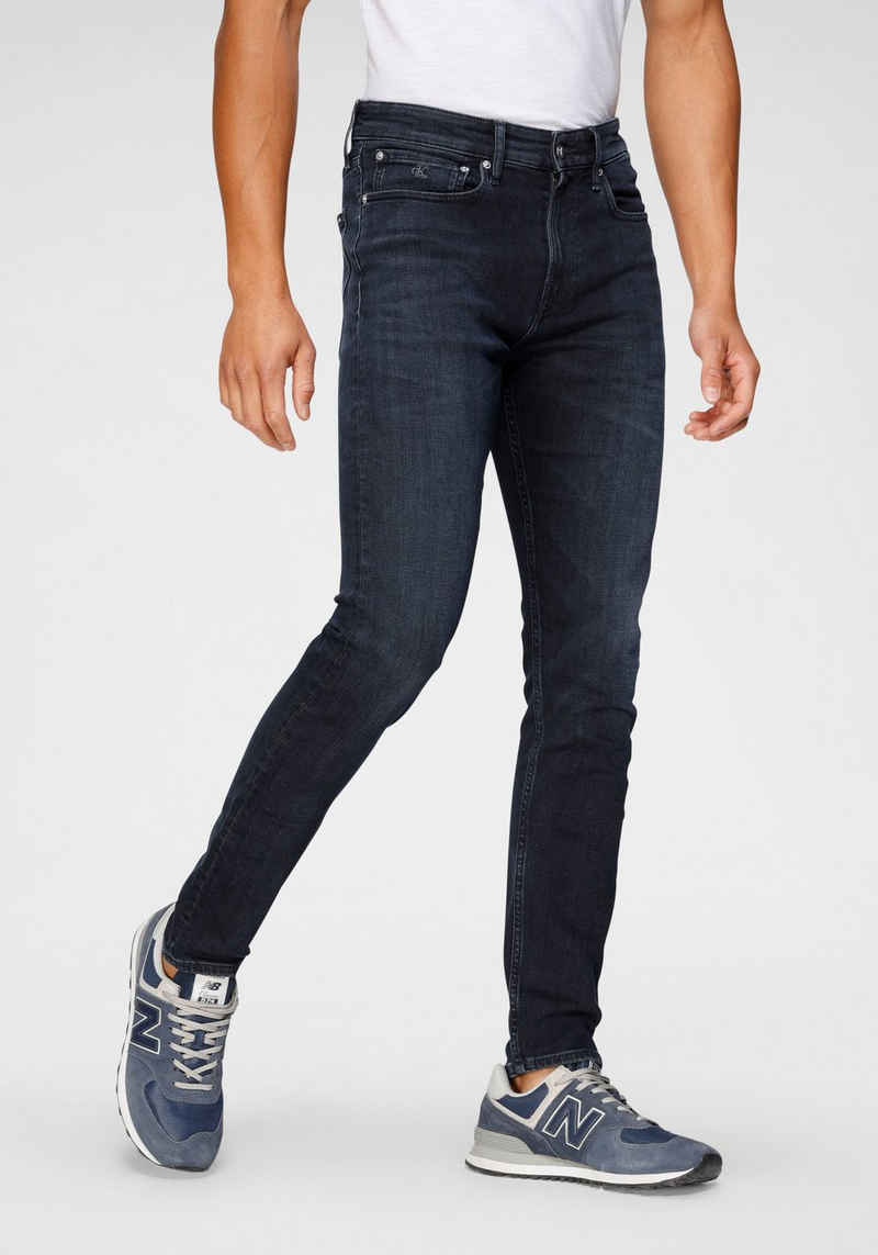 Calvin Klein Jeans Skinny-fit-Jeans »CKJ 016 SKINNY« modische Waschung