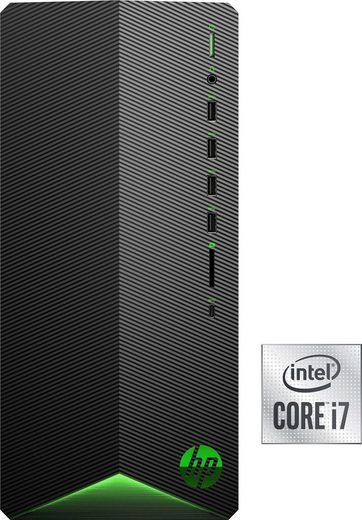 HP Pavilion TG01-1007ng Gaming-PC (Intel® Core i7 10700F, GeForce RTX 3060 Ti, 32 GB RAM, 1000 GB HDD, 1000 GB SSD)