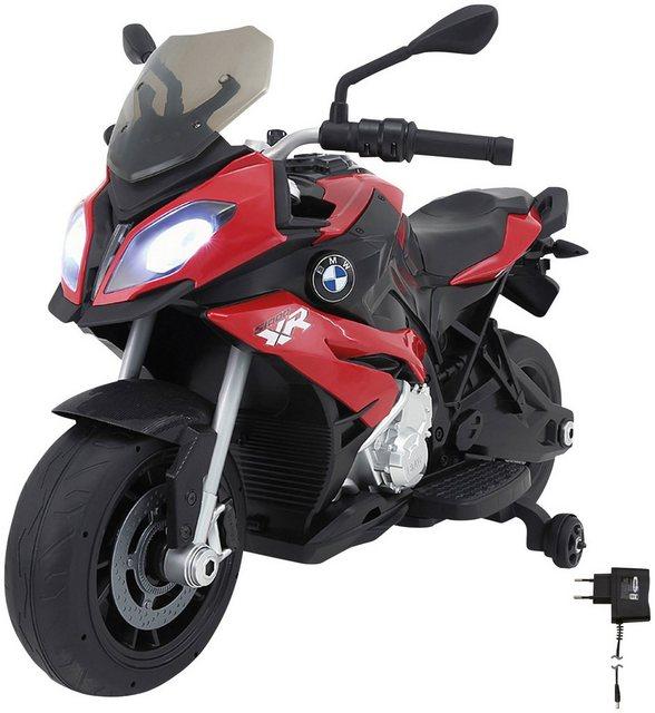 Elektrisches Kindermotorrad JAMARA BMW S1000 XR Kinder ab 3 Jahre 6*