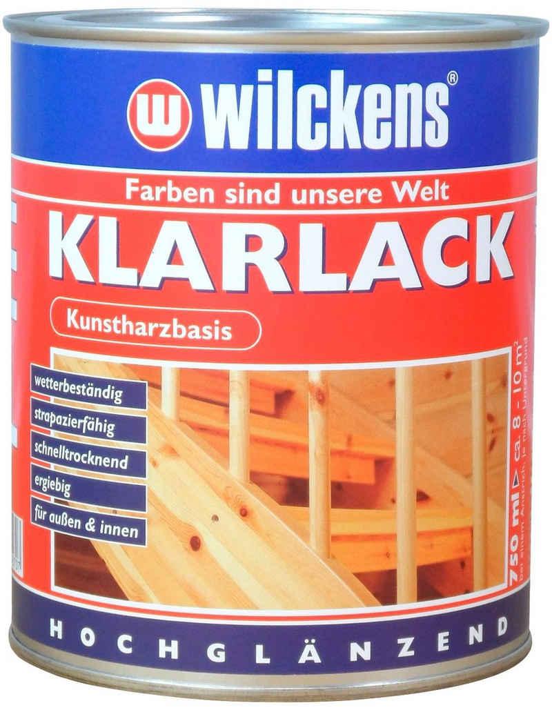 Wilckens Farben Klarlack »hochglänzend«, gut füllend und verlaufend