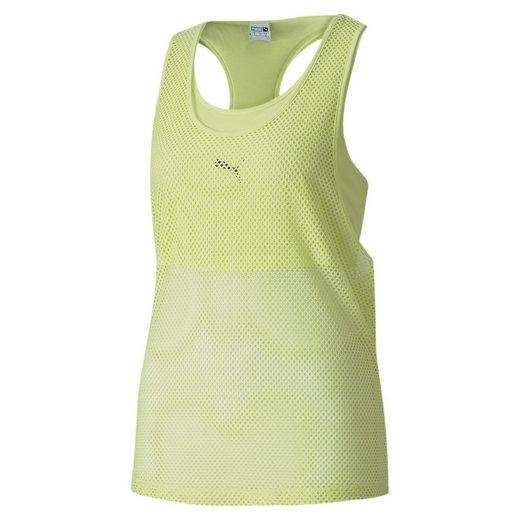 PUMA T-Shirt »Evide Open Mesh Damen Tank-Top«