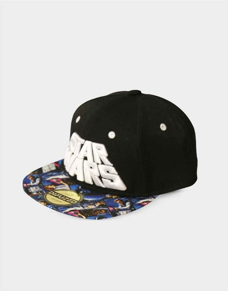 Star Wars Snapback Cap