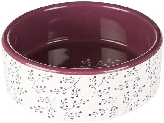 TRIXIE Futternapf, Keramik, 300 ml, Ø 13,5 cm