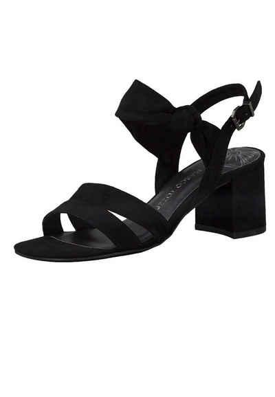 MARCO TOZZI »2-2-28300-24 001 Black« Sandale