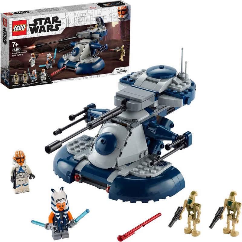 LEGO® Konstruktionsspielsteine »Armored Assault Tank (AAT) (75283), LEGO® Star Wars™«, (286 St), Made in Europe
