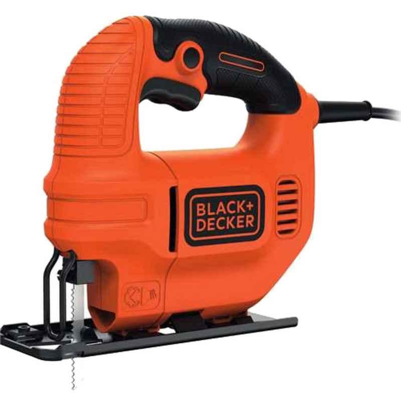 Black + Decker Stichsäge »Kompakt-Stichsäge KS501, 400 Watt«