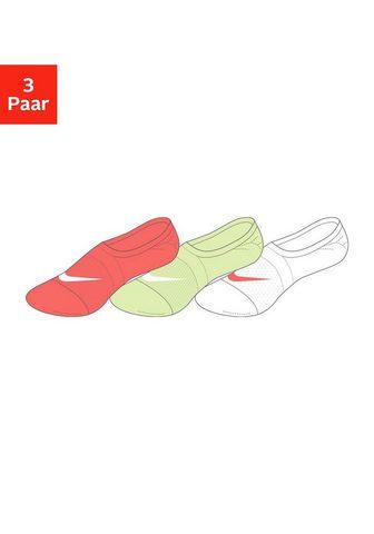 Nike Pėdutės (3-Paar) su atmungsaktivem tin...