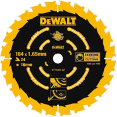 DeWalt Kreissägeblatt »Kreissägeblatt 190x30 24 WZ 18° 3er Pack«