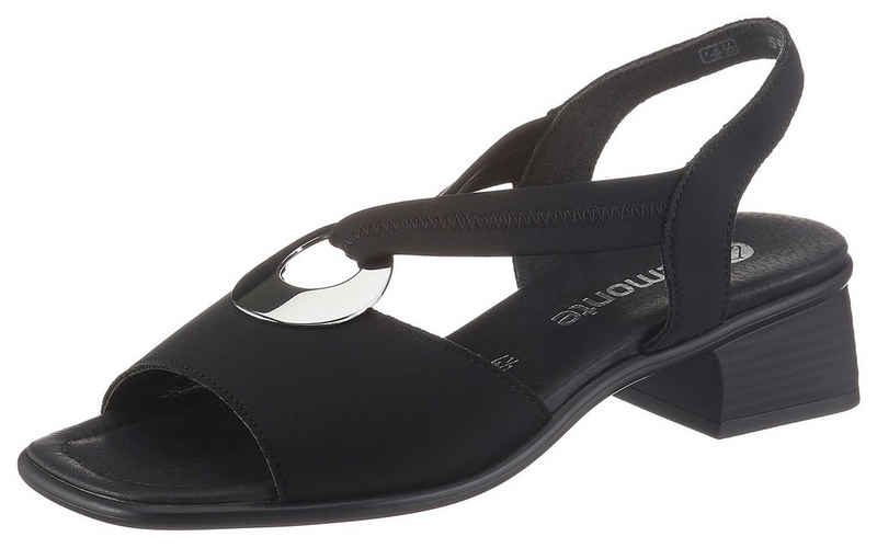 Remonte Sandalette mit Gummiband