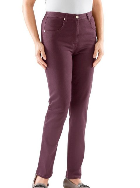 Hosen - Classic Bequeme Jeans › lila  - Onlineshop OTTO