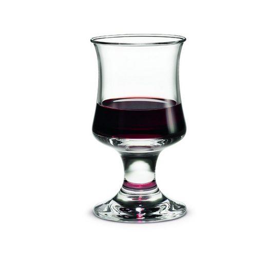 HOLMEGAARD Rotweinglas »Rotweinglas SKIBSGLAS 25 cl«