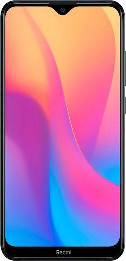 Xiaomi Redmi 8A Smartphone (15,8 cm/6,2 Zoll, 32 GB Speicherplatz, 12 MP Kamera)