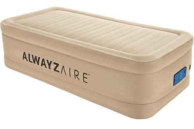 BESTWAY Luftbett »Luftbett AlwayzAire Advanced Gäste-Bett Luft-Matra«, mit Elektropumpe