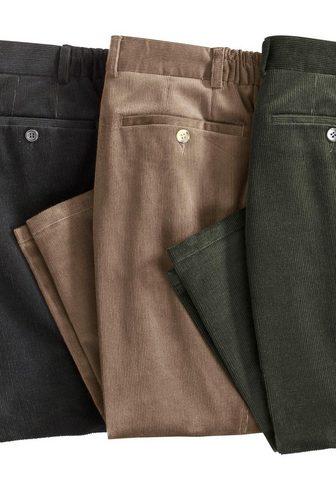 Classic Velvetinės kelnės