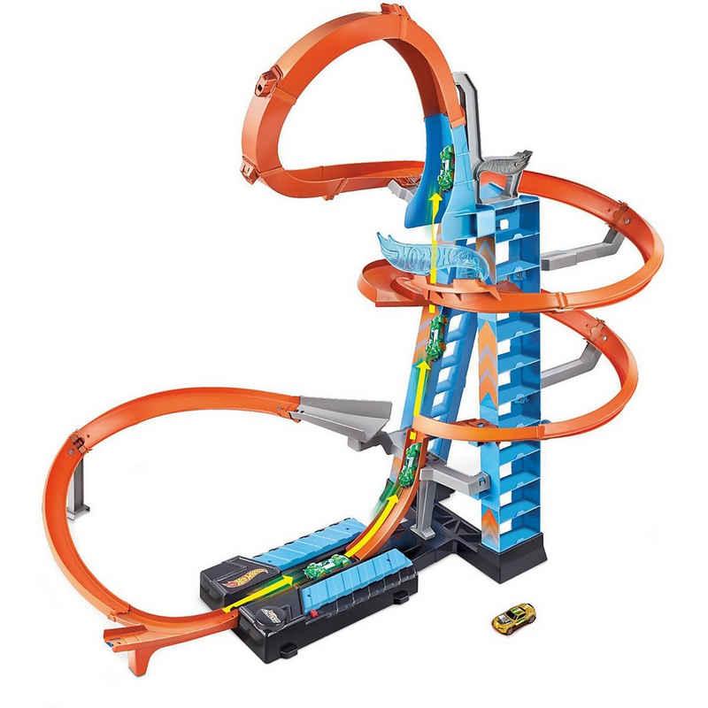 Mattel® Autorennbahn »Hot Wheels Himmelscrash-Turm inkl. 1«