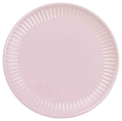 Ib Laursen Teller »Teller Kuchenteller Frühstücksteller Mynte 19cm Rund Rille Ib Laursen 2032 Farbe: 07 - rosa«