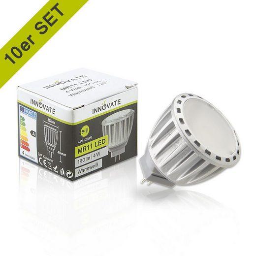 INNOVATE LED-Leuchtmittel im 10er-Pack