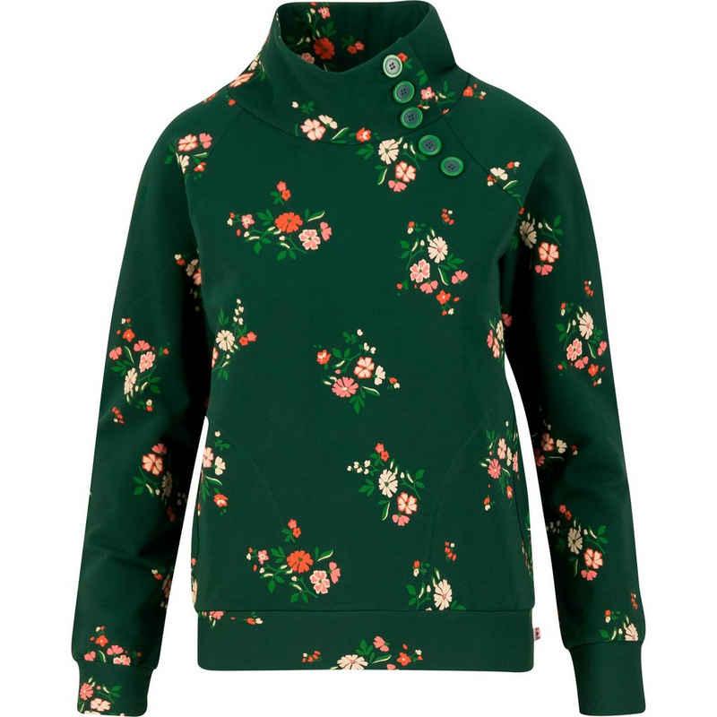 Blutsgeschwister Sweatshirt »Oh so Nett« Fair Wear Foundation,Nachhaltige Baumwolle