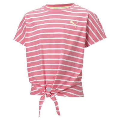 PUMA T-Shirt »Alpha Mädchen T-Shirt«