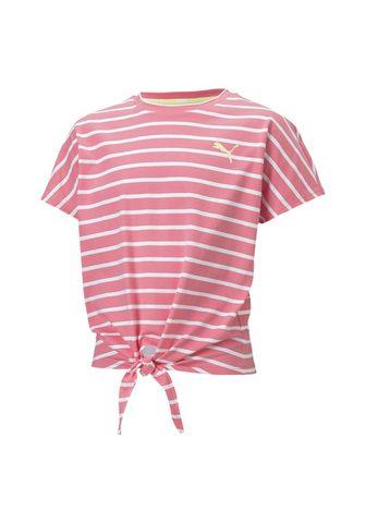 PUMA Marškinėliai »Alpha Mädchen T-Shirt«