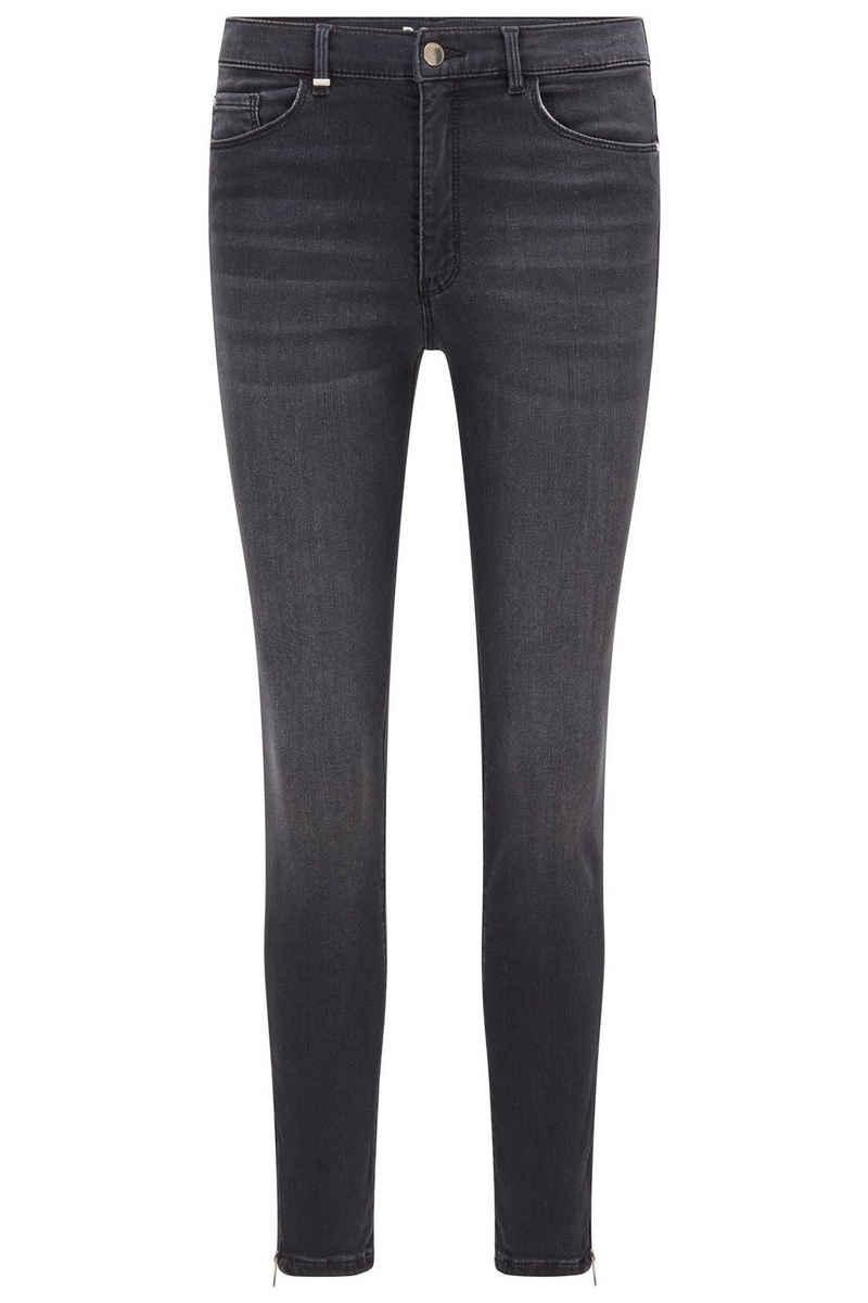 Boss Slim-fit-Jeans »Jeans Skinny Crop 3.0«