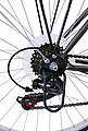 Performance Trekkingrad, 18 Gang Shimano ACERA RDM360 Schaltwerk, Kettenschaltung, Bild 4