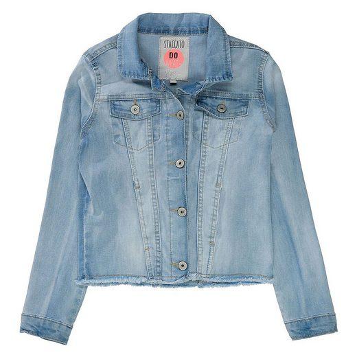 STACCATO Jeansjacke »Jeansjacke für Mädchen«