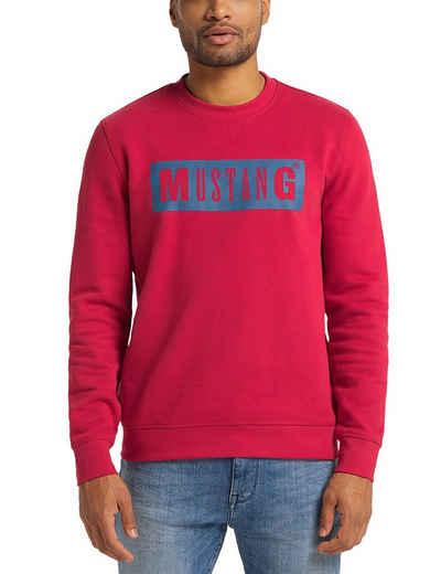 MUSTANG Sweatshirt »Ben C Logo«