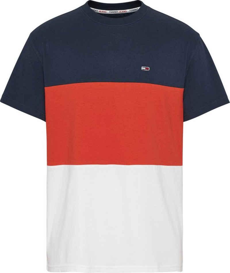 Tommy Jeans T-Shirt »TJM CLASSIC COLOR BLOCK TEE«