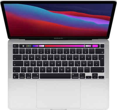 "Apple MacBook Pro 13"" mit Apple M1 Chip Notebook (33,78 cm/13,3 Zoll, Apple, 512 GB SSD)"
