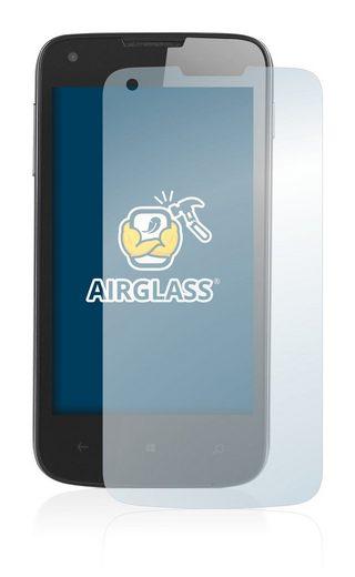 BROTECT Schutzfolie »Panzerglasfolie für Prestigio MultiPhone 8400 DUO PSP8400DUO«, Schutzglas Glasfolie klar