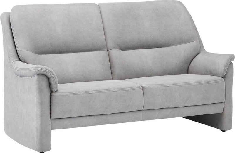 VILLA BECK 2-Sitzer »Como«, 1 Teile, mit Einzug im Rücken und Bodenfreiheit, Breite 140cm