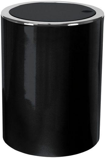 KLEINE WOLKE Schwingdeckel-Abfalleimer »Clap Mini«, 1,5 Liter