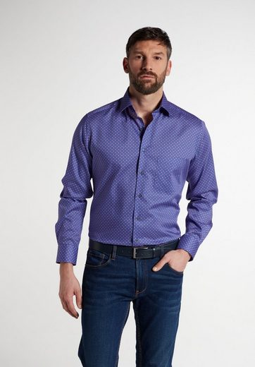 Eterna Langarmhemd »MODERN FIT« Langarm Hemd