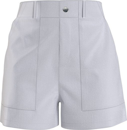 Tommy Jeans Shorts »TJW HARPER HIGH RISE SHORT« mit Tommy Jeans Branding-Knöpfen