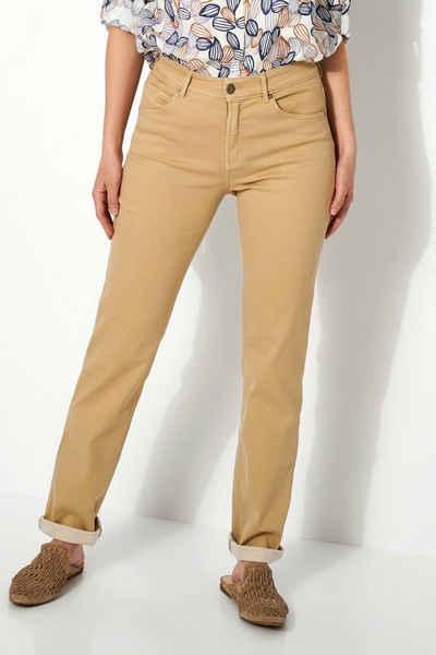 TONI 5-Pocket-Jeans »Liv« in gerader Passform