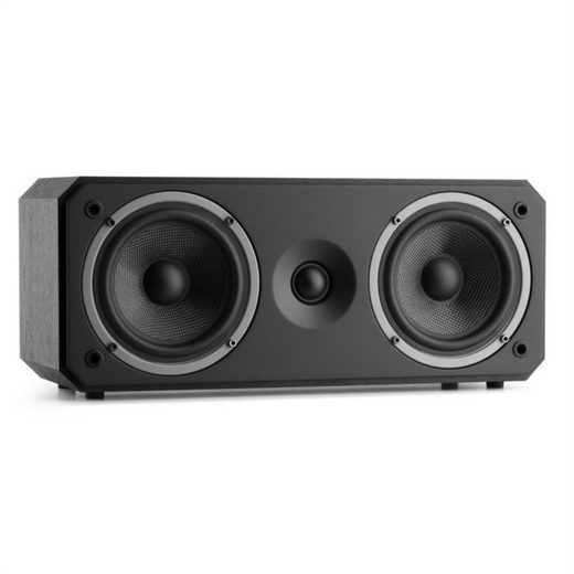 NUMAN Octavox 703 MKII - Zwei-Wege-Centerlautsprecher schwarz Lautsprecher