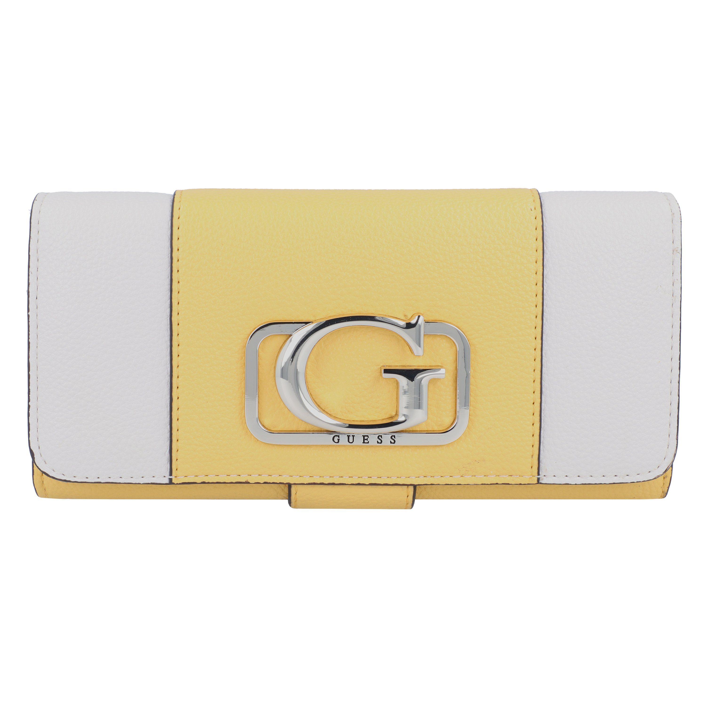 Guess Annarita Geldbörse 19 cm, Ausstattung: Handyfach, Reißverschlussfach online kaufen | OTTO