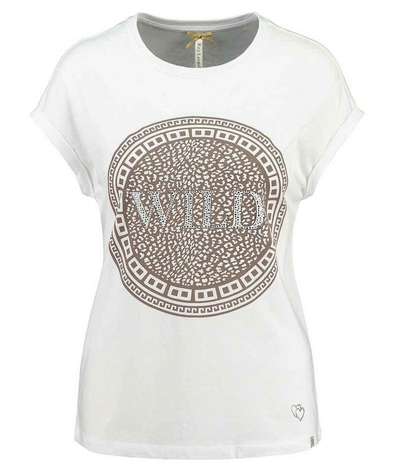 "Key Largo T-Shirt »Damen T-Shirt ""WT Circle""«"